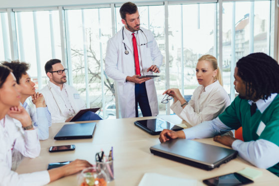 The Role of Staff in Growing Your Healthcare Business